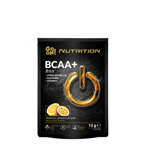 p1sante6612 25x go on nutrition bcaa tropical limao 12g fitness, nutrition