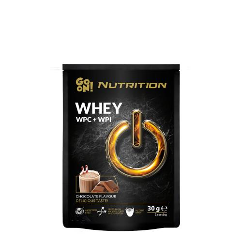 p1sante6776 25x go on nutrition whey chocolate 30g fitness, nutrition