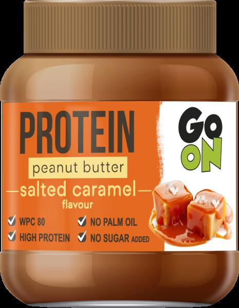 p 1 sante 4017 manteiga de amendoim proteica de caramelo salgado 350g fitness, nutrition