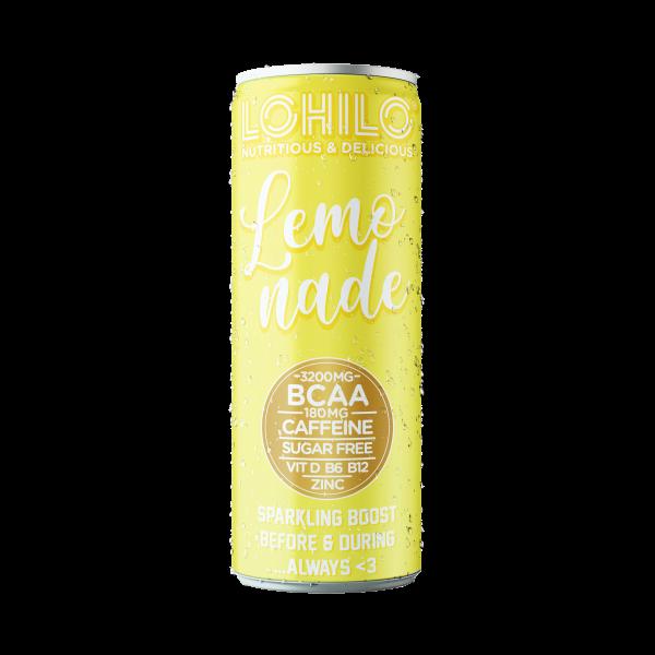 1241089 lemonade 330ml fitness, nutrition