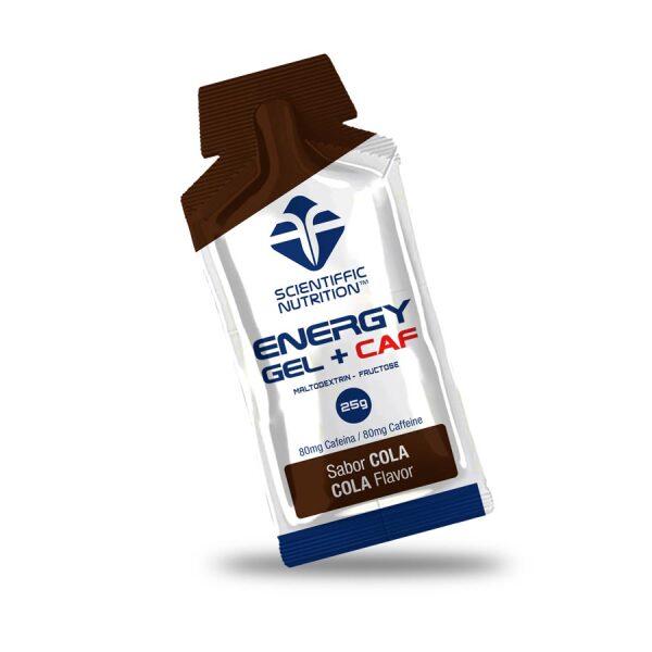 mst243 energy gel  cafeina fitness, nutrition